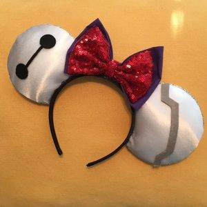 Accessories - Handmade Disney ears - Big Hero Six
